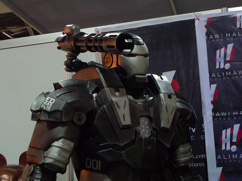 2011 Philippine Toys, Hobbies and Collectibles Convention Day 2 Event Report