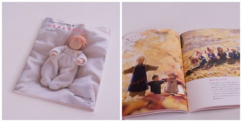 Japanese Waldorf Style Doll Craft Book