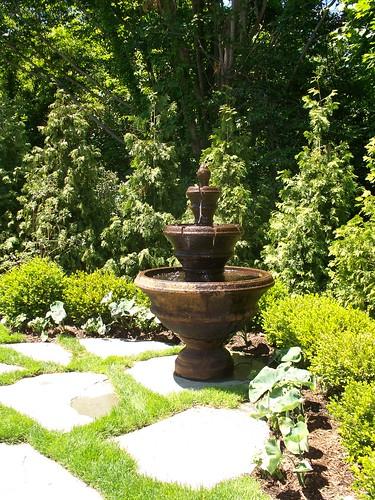 Garden Fountain 1