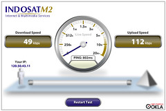 Test Koneksi GPRS