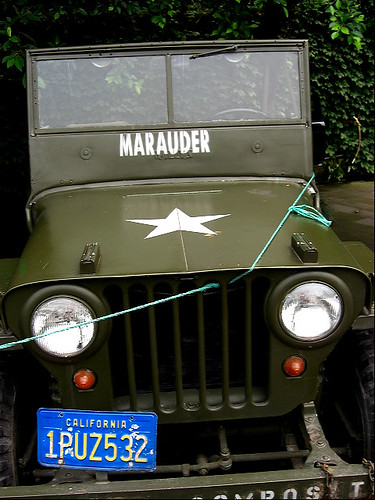 Jeep at Stilwell Museum