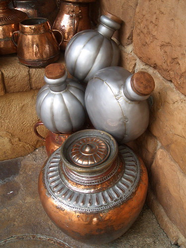 gourds of tin