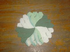 Sea Flower Cloth