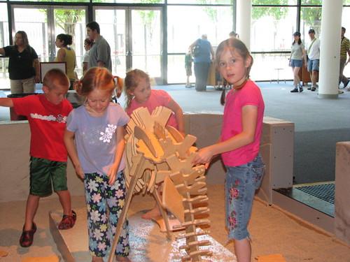 Building a dion skeleton