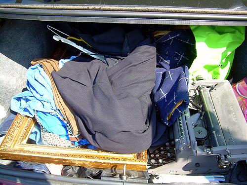 Junk In My Trunk 8-16-08