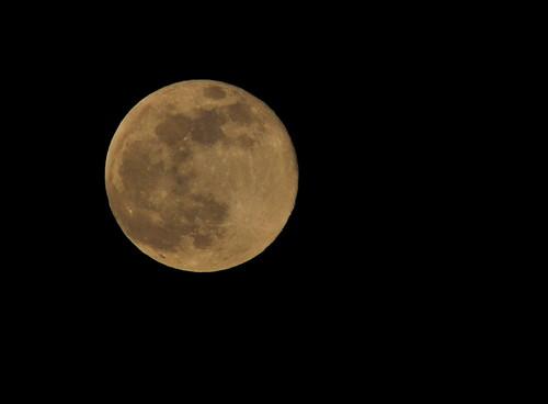 perigree moon