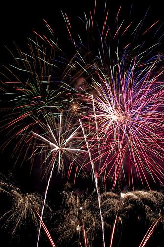 Jackson Fireworks