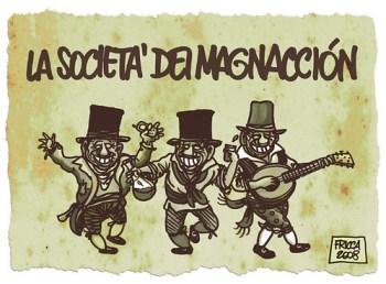 La società dei magnaccioni