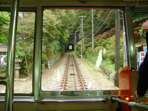 Cable car to Takao