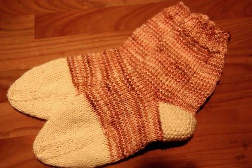Socks for Helmi