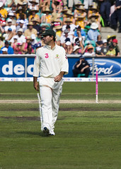 2009 SCG Test: Ponting in the Field
