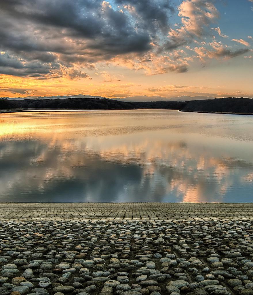 Lake Sayama- Vertorama