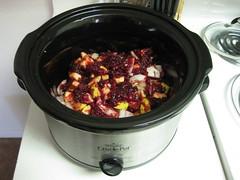 Crock Pot - Cranberry Apple Chicken