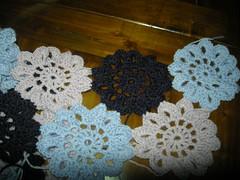 la sciarpa a fiori #2