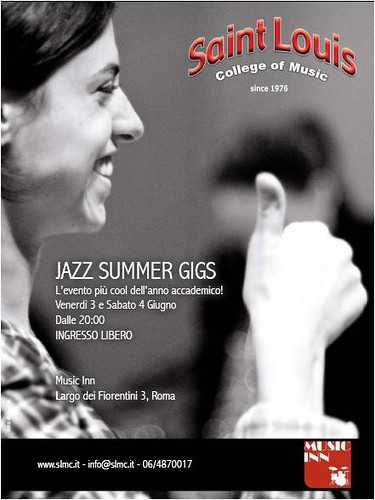 JAZZ SUMMER GIGS - Band Emergenti by cristiana.piraino