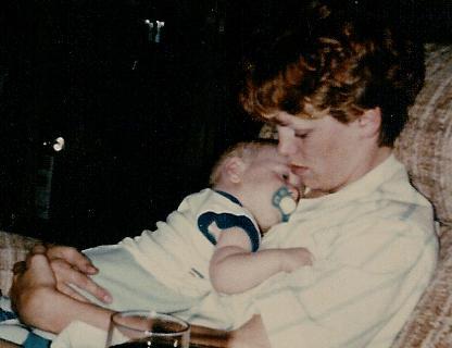 Jesse and Mama