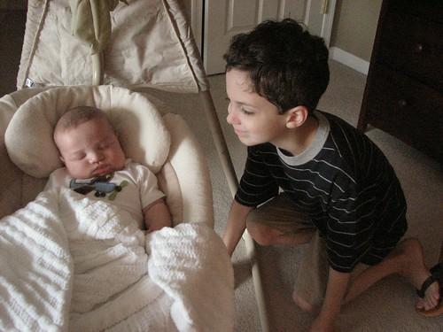 Benjamin & Aidan