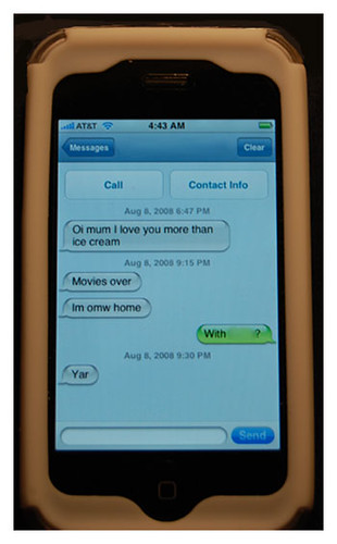 iphone by you.