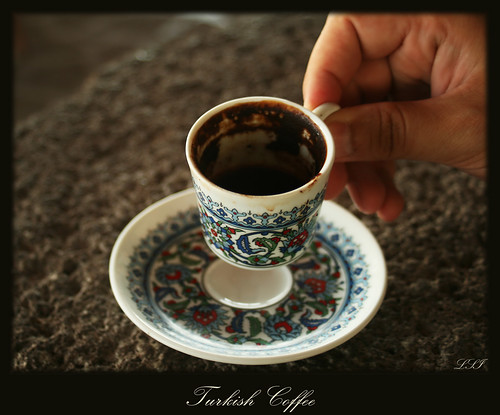 A Sip of Turkish Coffee