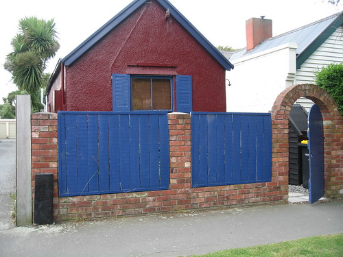 Kerry in NZ is renting this house in Christchurch.