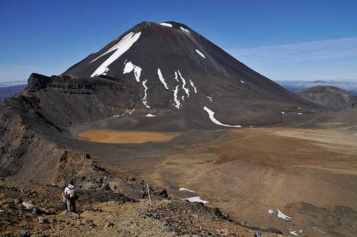 Volcanic cone