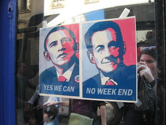 Yes We Can, No Weekend