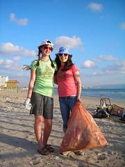 ניקוי חוף עכו מאי 2005 034