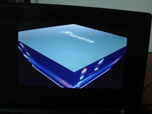 Compiz-Fusion - KDE 3 - Mandriva 2008.1 0 Asus EeePC
