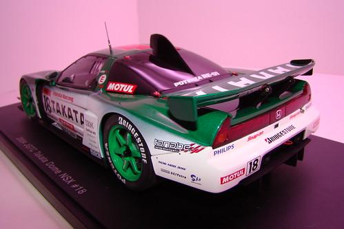 Auto Art Takata NSX