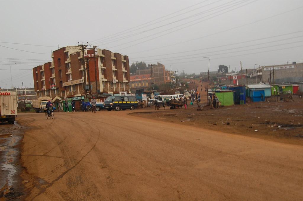 Vista de Limuru (foto de teachandlearn a Flickr)