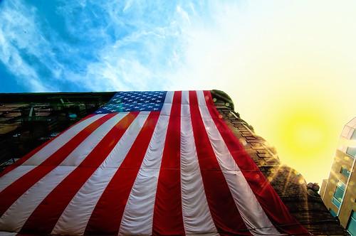 9/11 American Flag