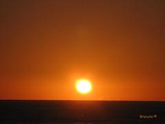 Primer amanecer del 2009. Foto por Bracuta