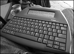 Writing a Blog Entry (by StarbuckGuy)