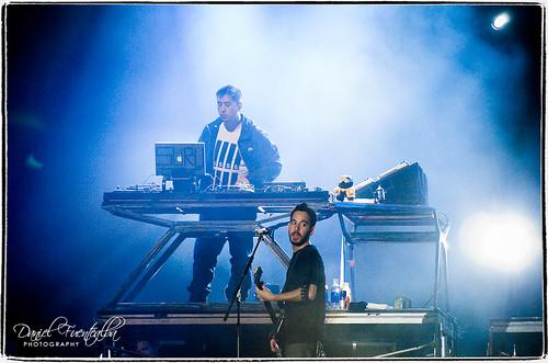 Mr Hahn & Mike Shinoda