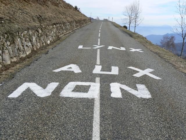 Photo prise en Ariège, trouvée sur le forum www.gobages.com