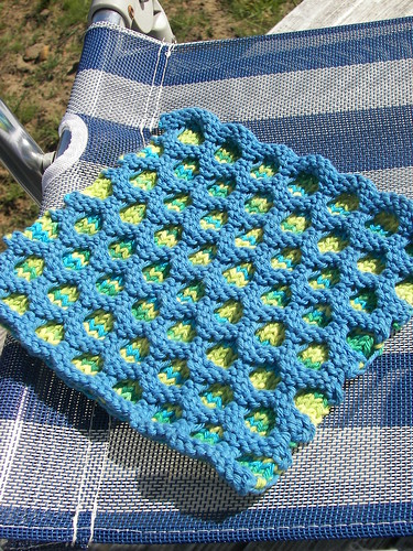 Perfect Greys Antatomy knitting.