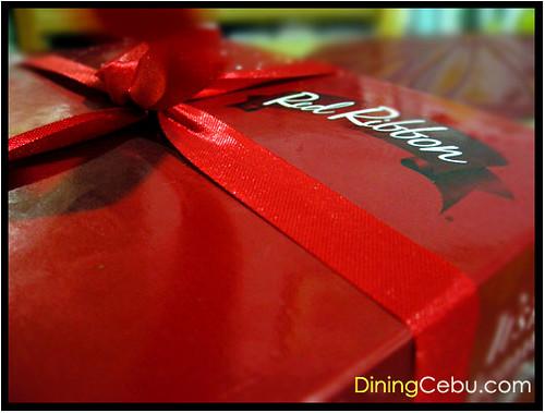 Cebu Food Blog - Red Ribbon Cake