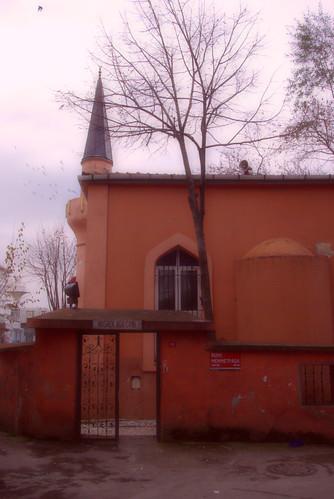 Hüsrev ağa camii, hüsrev aga mosque, üsküdar, istanbul, pentax k10d