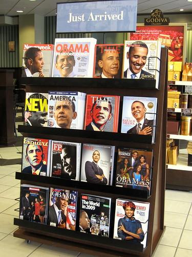 23/365: Just Arrived - President Obama