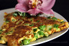Spring Frittata with Peas, Leeks and Zucchini Recipe