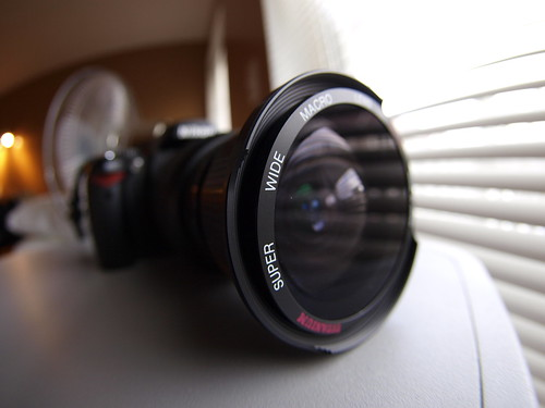 8mm Fisheye Fun