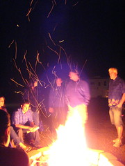 Open House Bon Fire