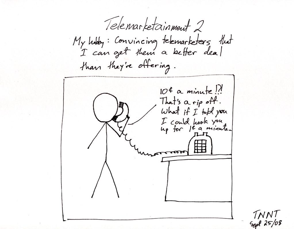 XKCD telemarketainment 2