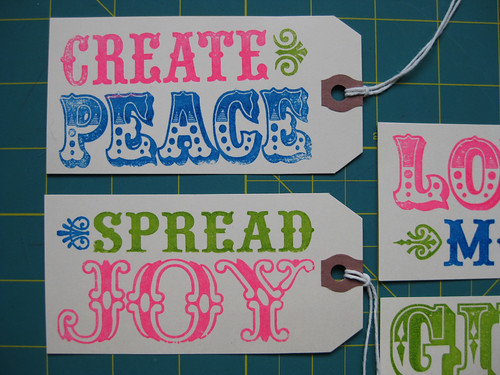 human kindness tags by a.favorite design