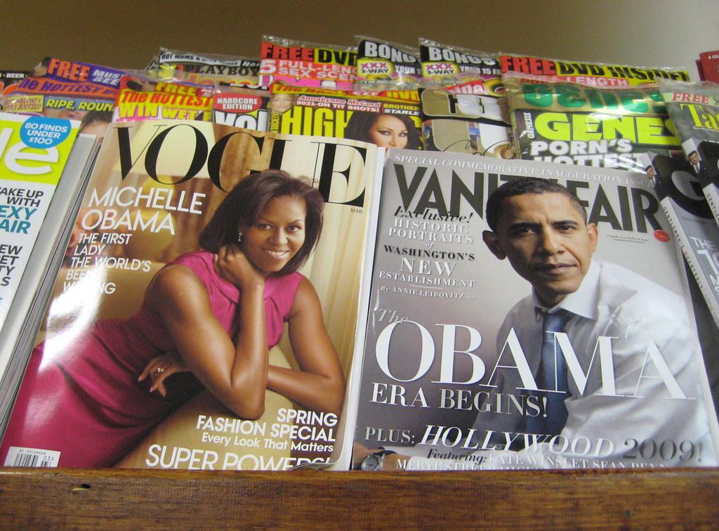 Obamagazines