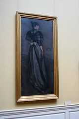 The Andalusian by Whistler