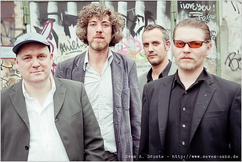 Achim Müller, Kai Berner, Thomas Waldbröl & Björn Möhlendick / Studio Grande