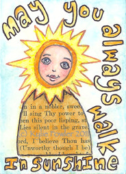 ATC - Sunny Day 2 by Blissful Pumpkin