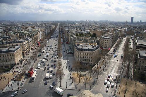 Urbanismo parisino