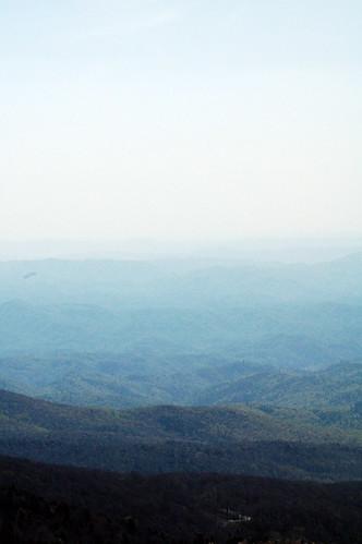 Atop Grandfather Mountain, NC